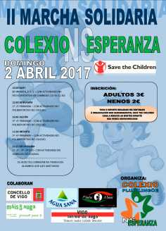 N.MARCHA SOLIDARIA SAVE THE CHILDREN